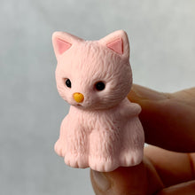 Load image into Gallery viewer, 380023 Iwako CAT ERASER-PINK-1 ERASER