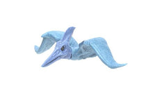 Load image into Gallery viewer, 380073 IWAKO DINO PTERANODON ERASER-BLUE-1 eraser