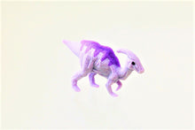 Load image into Gallery viewer, 380086 IWAKO DINO PARASAURORO ERASER-PURPLE-1 ERASER