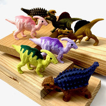 Load image into Gallery viewer, 380088 IWAKO DINO SPINOSAURUS ERASER-BROWN-1 ERASER