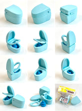 Load image into Gallery viewer, 380093 IWAKO TOILET ERASERS-BLUE-1 ERASER