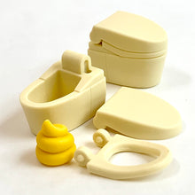 Load image into Gallery viewer, 380095 IWAKO TOILET ERASERS-YELLOW-1 ERASER