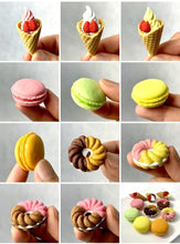 Load image into Gallery viewer, 380122 IWAKO FRENCH PASTRY erasers-10 erasers