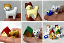 Load image into Gallery viewer, 380282 IWAKO AKITA & DOG ERASERS-5 packs of erasers