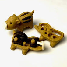 Load image into Gallery viewer, 380632 IWAKO WILD BABY BOAR ERASERS-1 eraser
