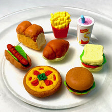 Load image into Gallery viewer, 382033 IWAKO HAMBURGER ERASER-1 eraser