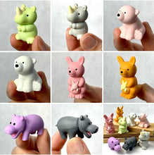 Load image into Gallery viewer, 382257 IWAKO RHINO ERASER-GREY-1 erasers
