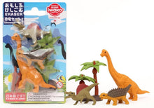 Load image into Gallery viewer, 383251 IWAKO DINOSAURS SERIES 2 ERASER CARD-1 CARD