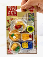 Load image into Gallery viewer, 383361 IWAKO JAPANESE FOOD BOARD ERASER CARD-1 CARD