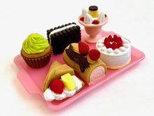 Load image into Gallery viewer, 383441 IWAKO DESSERT ERASER CARD-1 CARD