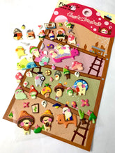 Load image into Gallery viewer, 405971 FAIRY IN WONDERLAND Puffy Sticker-1 sheet