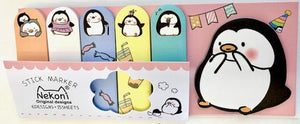500401 PENGUIN STICKY INDEX NOTES-1