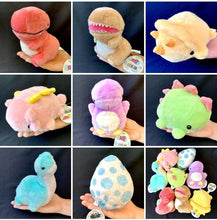 Load image into Gallery viewer, 63040 DINOSAUR PLUSH TOYS-LARGE-8 assorted dinosaurs