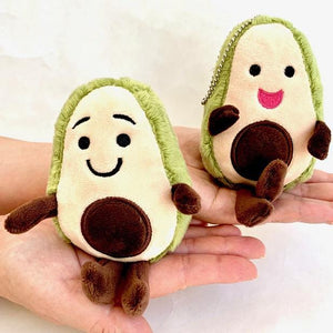 630951 AVOCADO BUDDY PLUSH-1 piece