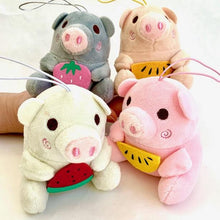 Load image into Gallery viewer, 630971 PIG PLUSH-4 assorted pigs
