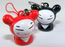Load image into Gallery viewer, 705741 PUCHI DOLL BELL-2 bells