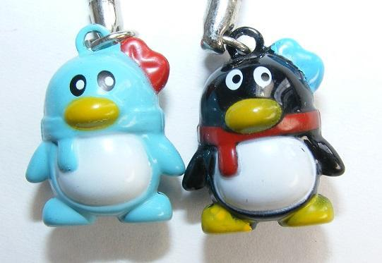 705991 PENGUIN BELL- 2 bells