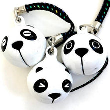 Load image into Gallery viewer, 706771 PANDA BRASS BELL- 3 bells