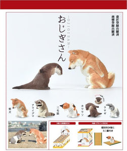 70726 BOWING ANIMALS Vol.1-10 assorted
