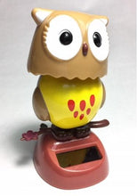 Load image into Gallery viewer, 72127 OWL SOLAR DANCING TOY-6