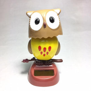 72127 OWL SOLAR DANCING TOY-6