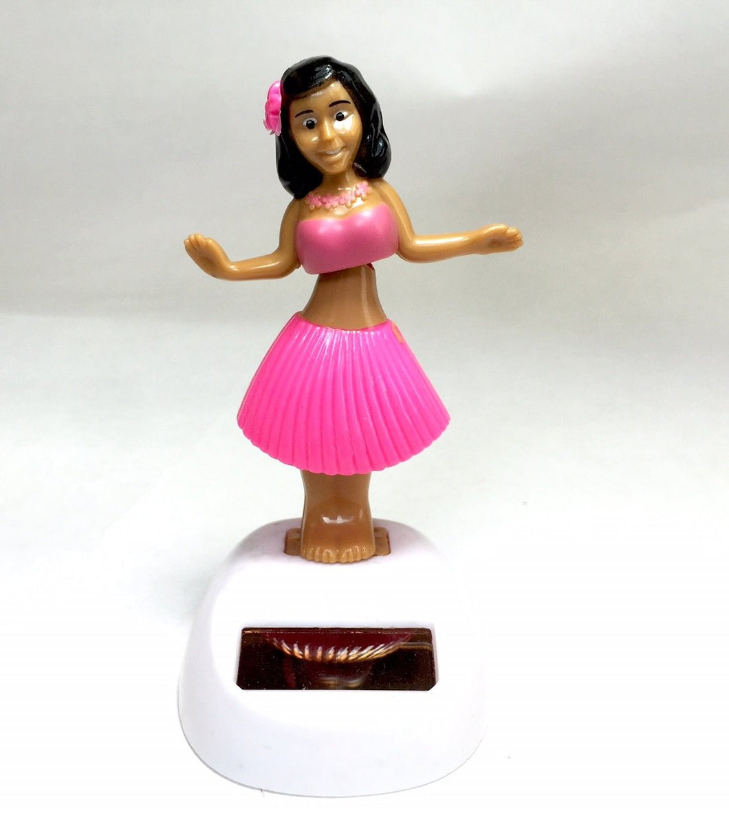 721321 HULA DANCER SOLAR DANCING TOY-1 piece