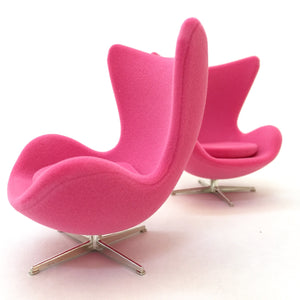 75143 Egg Chair-Pink-1 chair