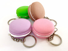 Load image into Gallery viewer, 830211 SQUISHY SMALL MACAROON with keyring-1 piece