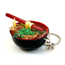 Load image into Gallery viewer, 830331 RAMEN WITH CHOPSTICKS KEYRING-1 piece