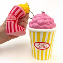Load image into Gallery viewer, 831701 BIG POPCORN SQUISHY-slowrise-5 inch-1 piece