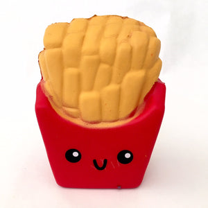 832321 FRENCH FRY SQUISHY-4.25 inch-slowrise soft-1 piece