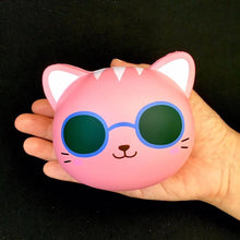 Load image into Gallery viewer, 833161 COOL CAT SQUISHY-slow soft-4 inch-1 piece