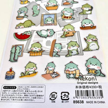 Load image into Gallery viewer, 856381 DINOSAUR FLAT STICKERS-1 sheet