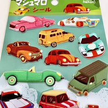 Load image into Gallery viewer, 859331 CARS PUFFY STICKERS-1 sheet