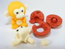 Load image into Gallery viewer, 382176 IWAKO GOLDEN MONKEY ERASER-1 eraser