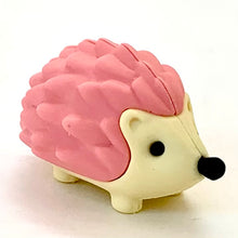 Load image into Gallery viewer, 380485 IWAKO HEDGEHOG ERASERS-PINK-1 eraser