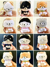Load image into Gallery viewer, 63202 CAT & DOG PLUSH CHARM-SMALL-6 assorted pieces
