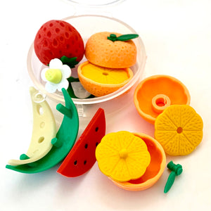 384041 FRUIT ROUND BOX-1 box