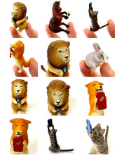 Load image into Gallery viewer, 708841 CELL PHONE ANIMAL FIGURINES-5 assorted figurines