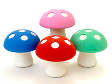 Load image into Gallery viewer, 38850 MUSHROOM PUZZLE ERASER-4 erasers