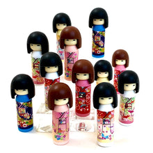 Load image into Gallery viewer, 380036 Iwako Kokeshi Japanese Doll Eraser-Origami-1 eraser