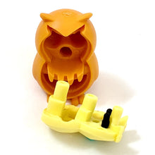 Load image into Gallery viewer, 380065 IWAKO OWL ERASERS-ORANGE-1 eraser