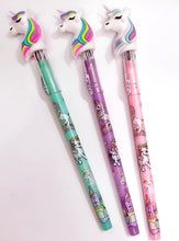 Load image into Gallery viewer, 222862 UNICORN FANTASY GEL PEN-1 pen