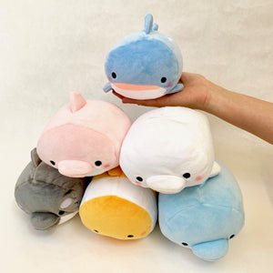63042 SEALIFE PLUSH TOYS-LARGE-6 assorted pieces