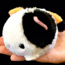 Load image into Gallery viewer, 63033 Small Kawaii Animal Plush Key Charms-10 assorted animals