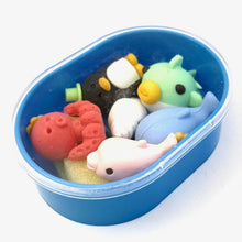 Load image into Gallery viewer, 38408 DREAM SEALIFE ERASER BOX SET-1 box of 5 erasers