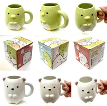 Load image into Gallery viewer, 70104 CERAMIC MUG-2 MUGS IN 2 ASSORTED COLORS