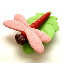 Load image into Gallery viewer, 382195 iwako DRAGONFLY ERASER-3 COLORS-3 erasers