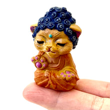 Load image into Gallery viewer, 708411 ZEN KITTEN NYORAI STATUE CAPSULE-5