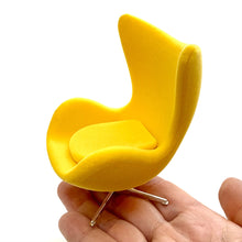 Load image into Gallery viewer, 75145 Egg Chair-Yellow-1 chair